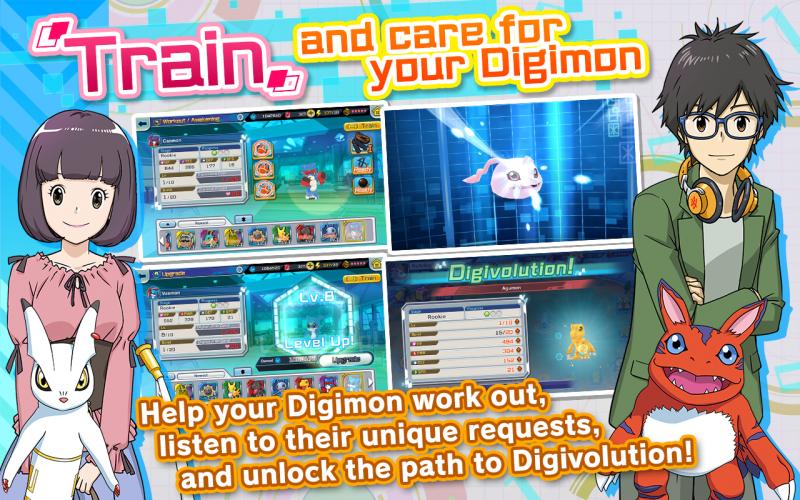 DIGIMON ReArise screenshot 5