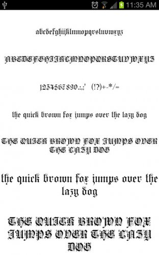 Royal Font For Flipfont Free 4 0 4 Download Android Apk Aptoide