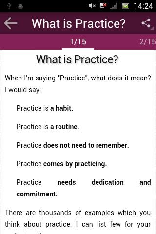 Developers Best Practices screenshot 4