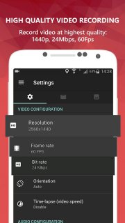 AZ Screen Recorder - No Root screenshot 3