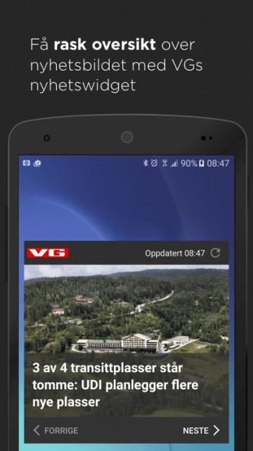 vg app til android fleshjack