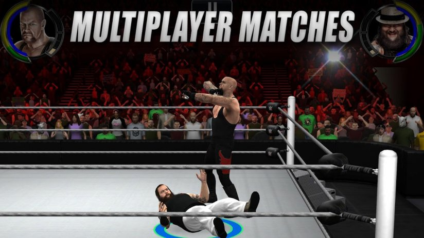 download wwe 2k15 for android aptoide