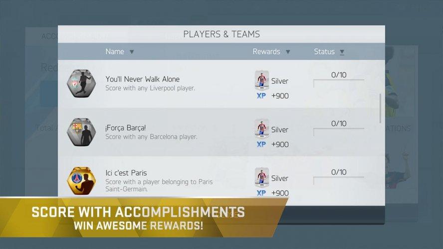 FIFA 16 screenshot 9