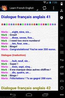 100 Dialoge Englisch Franzosis 1 1 Laden Sie Apk Fur Android