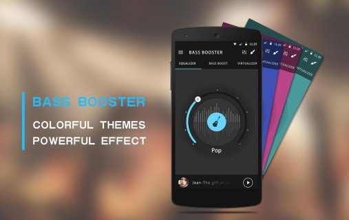 Music Equalizer & Bass Booster screenshot 2