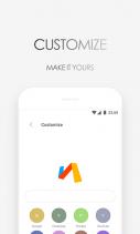 Via Browser – Fast & Light Screenshot