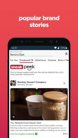 Zomato Restaurant Finder And Food Delivery App 13 2 7
