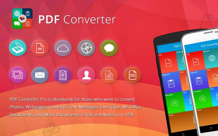 PDF Converter:Documents To PDF 1 20 Download APK for Android
