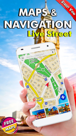 GPS live Street View – Global Satellite Earth Map 1 0 Download APK