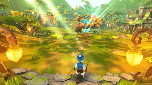 Flyff Legacy - Anime MMORPG screenshot 1