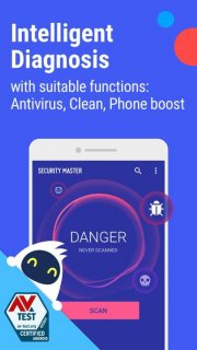 Security Master - Antivirus, VPN, AppLock, Booster screenshot 1