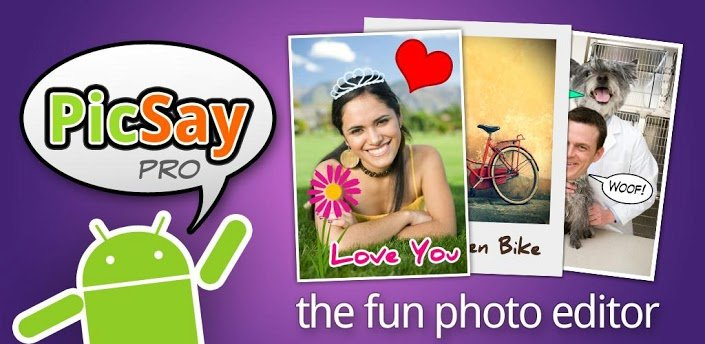 PicSay Pro - Photo Editor 1 8 0 5 Download APK for Android