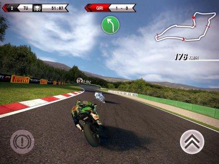 SBK15 Official Mobile Game screenshot 14