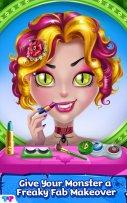 Monster Hair Salon Screenshot