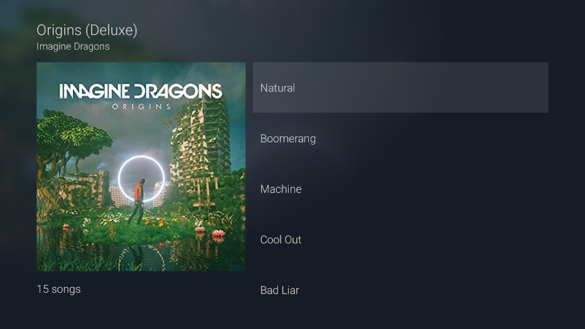 Amazon Music for NVIDIA SHIELD 3 0 50 0 Download APK for Android