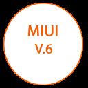 MIUI V6 CM11/PA/MAHDI