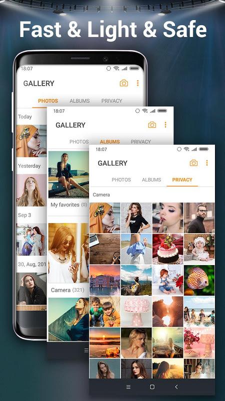 Galeria de fotos e álbum screenshot 2