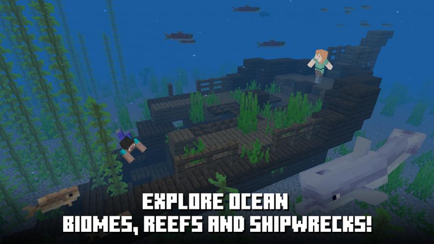 Versión de prueba de Minecraft screenshot 3