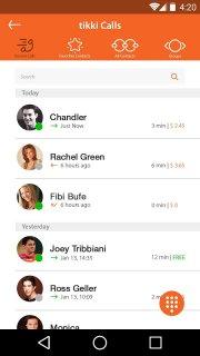 tikki - Cheap International Calling screenshot 3