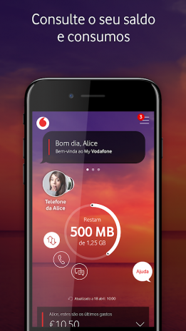 My Vodafone 4 3 4 Download APK for Android - Aptoide