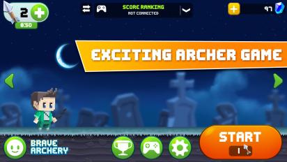 Pixel Archer King (обновлено v 0.22) Мод (много денег) 2