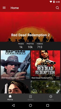 FANDOM | Red Dead Redemption 2 9 8 Download APK for Android