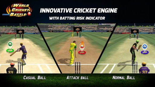 World Cricket Battle (Unreleased) screenshot 7