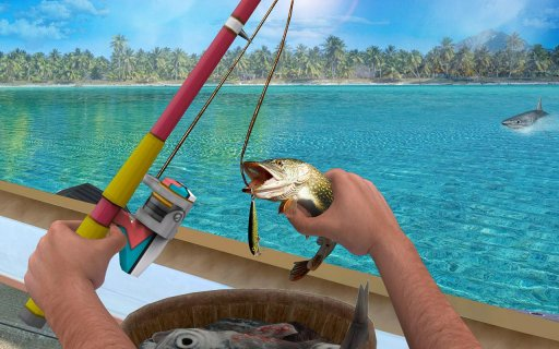 Reel Fishing Simulator 2018 - Ace Fishing screenshot 8