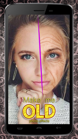 Make Me Old Funny Face Aging App and Photo Booth 1 0
