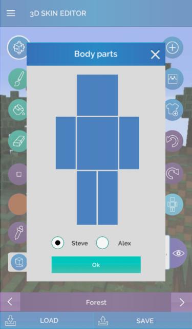 Skin Editor App Download - Image Mag