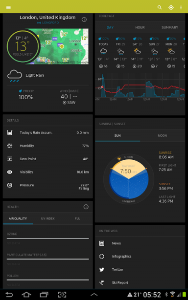 weather underground apk for android aptoide