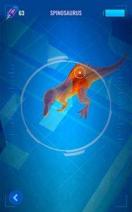 Jurassic World™ Alive screenshot 1
