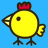 Hens lay eggs