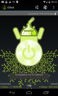 Orbot: Tor on Android screenshot 6