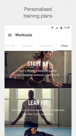 info for 7831c 1e6b1 ... nike training club workouts fitness plans screenshot 3 ...