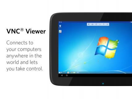 VNC Viewer screenshot 8