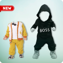 Cute Baby Boy Photo Suit Editor