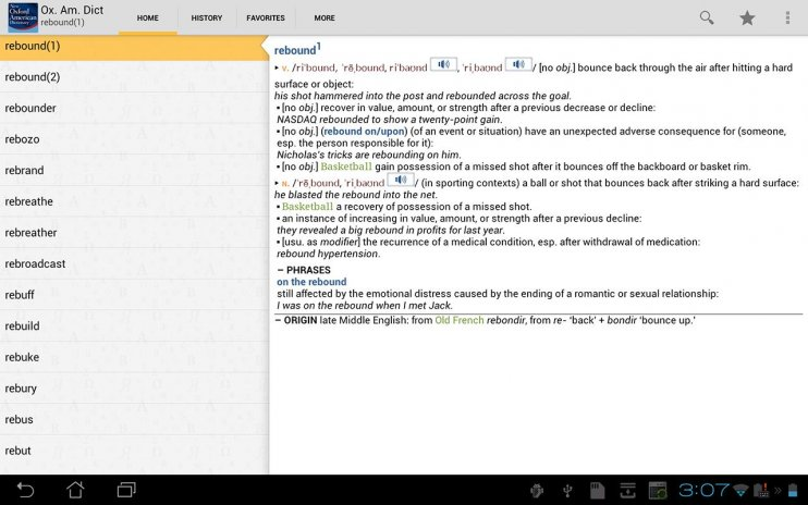 New Oxford American Dictionary 4 3 069 Download APK for Android