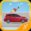 Rocket Car Racing