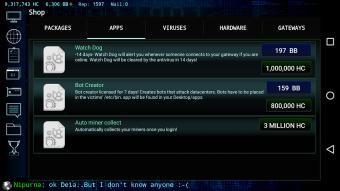 Hackers - Hacking simulator Screenshot