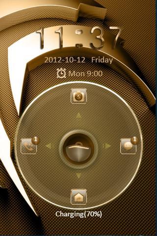 Luxurious Go Locker Theme screenshot 2