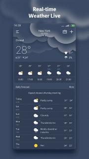 Weather Forecast - Weather Live & Radar & Widget screenshot 2