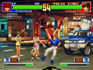 ... Ảnh chụp màn hình guide the king of fighters 98 kof gratis 2