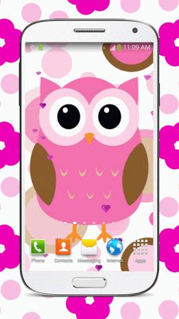 Lindo Búhos Fondo Animado 33 Descargar Apk Para Android Aptoide
