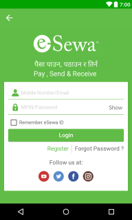 eSewa - Mobile Wallet (Nepal) screenshot 2