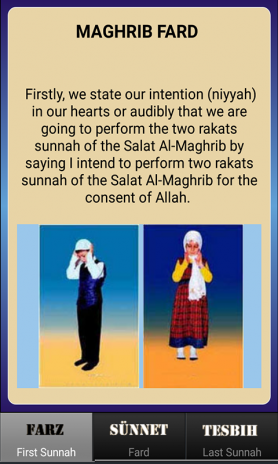 Salah Guide with pictures 1 2 Download APK for Android - Aptoide