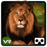 Safari Tours Adventures VR 4D Icon
