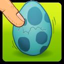the Egg - crack the egg