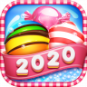 Candy Charming - 2019 Match 3 Puzzle Free Games Icon