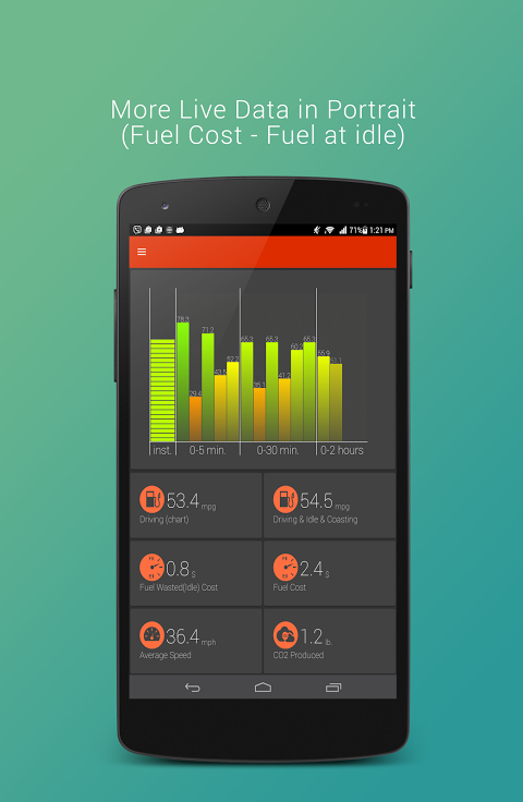 Fuel Economy for Torque Pro screenshot 2
